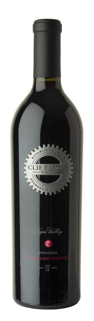 Clif Family Winery Estate Zinfandel Bottle Preview