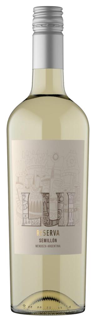 Lui Wines Lui Reserve Semillón de Maipú Bottle Preview