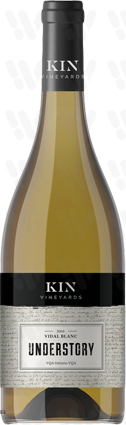 KIN Vineyards Understory Vidal Blanc