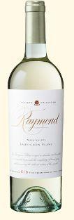 Estate Collection Napa Valley Sauvignon Blanc Bottle