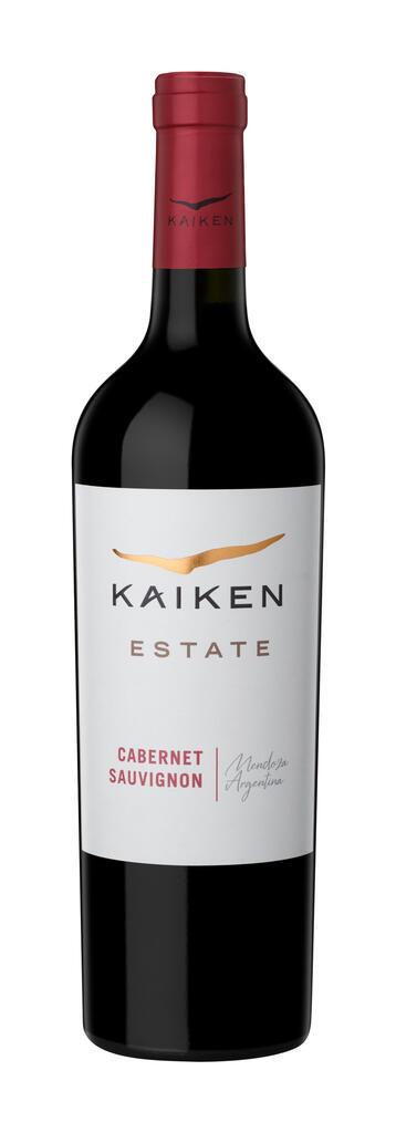Kaiken Wines Kaiken Estate Cabernet Sauvignon Bottle Preview