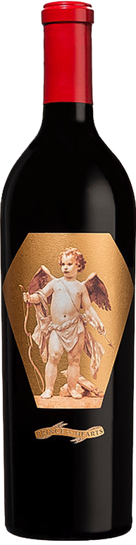 PRINCE OF HEARTS RED, PARADISE HILLS VINEYARD Bottle