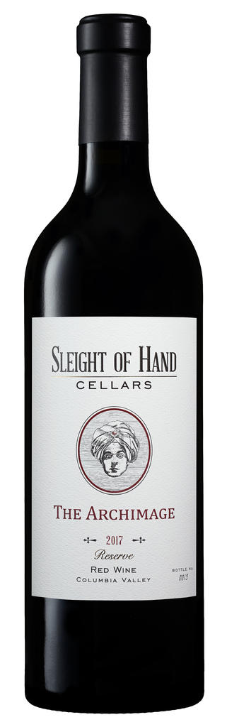 Sleight of Hand Cellars The Archimage Bottle Preview