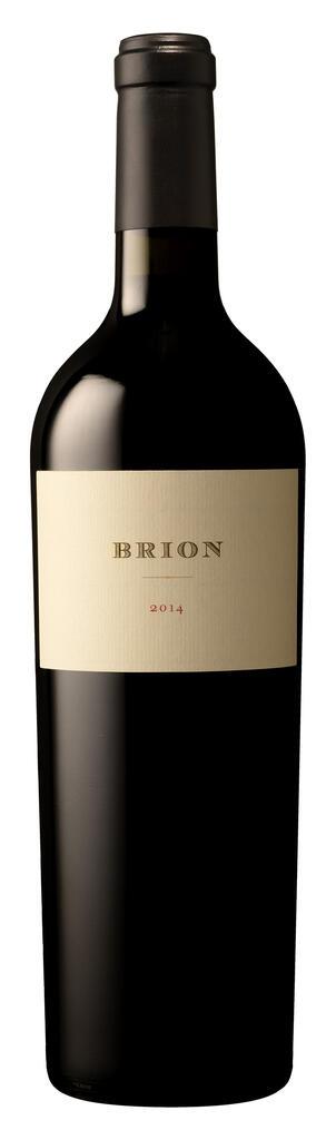 Brion Wines BRION Moon Mountain Estate Vineyard Cabernet Sauvignon Bottle Preview