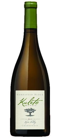Homestead Chardonnay Bottle