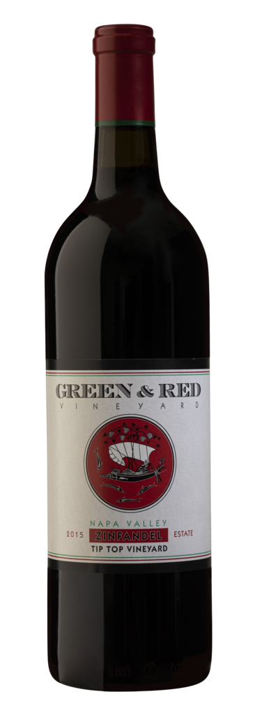 Tip Top Vineyard, Estate Grown & Bottled, Single Vineyard Bottle