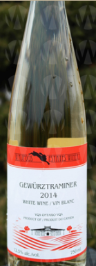 Waupoos Estates Winery Gewurtztraminer
