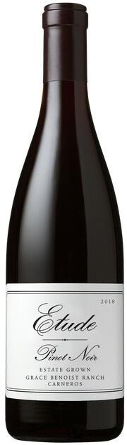Grace Benoist Ranch Pinot Noir Carneros Bottle
