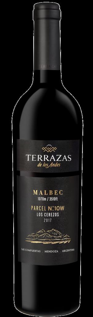 Terrazas de los Andes Terrazas de Los Andes Los Cerezos Parcel N° 10 W Bottle Preview