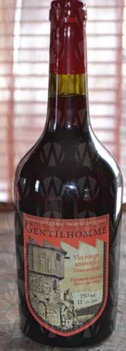 Vignoble Clos Lambert Gentilhomme Vin médiéval - Rouge