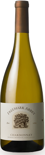 Freemark Abbey Howell Mountain Chardonnay Bottle Preview