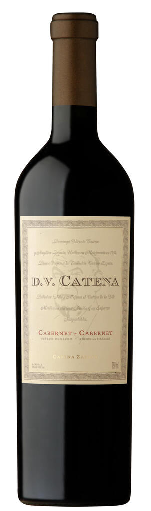 Bodega y Viñedos Catena DV Catena Cabernet-Cabernet Bottle Preview