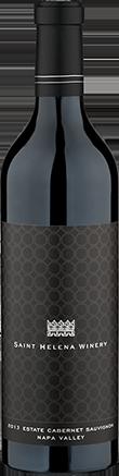 Saint Helena Winery Estate Cabernet Sauvignon Bottle Preview