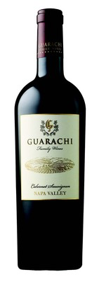 Guarachi Family Wines Napa Valley Cabernet Sauvignon Bottle Preview