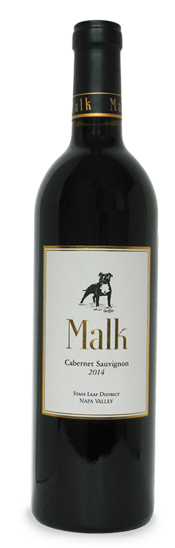 Malk Family Vineyards Cabernet Sauvignon Bottle Preview