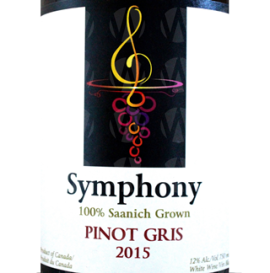 Symphony Vineyard Pinot Gris
