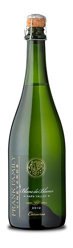 Frank Family Vineyards Blanc de Blancs Bottle Preview