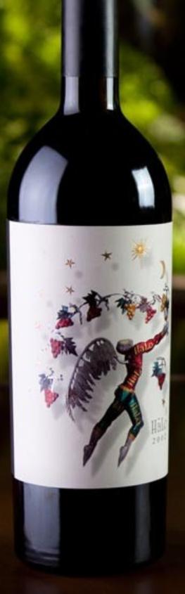 Trefethen Family Vineyards HaLo Bottle Preview