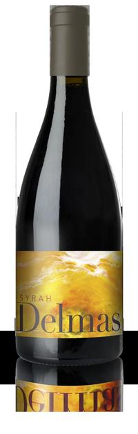 Delmas Syrah Bottle Preview