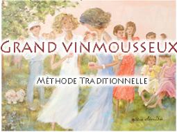 Vignoble La Romance du Vin Grand Vin Mousseux