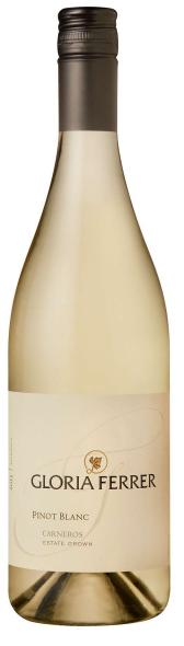 Gloria Ferrer Caves & Vineyards Estate Pinot Blanc Bottle Preview