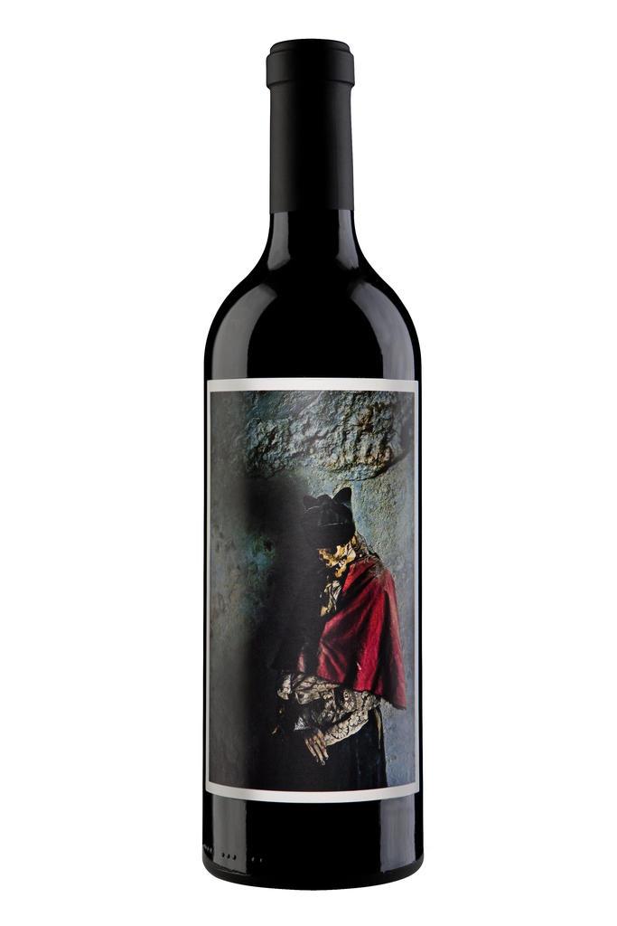 Orin Swift Palermo Bottle Preview
