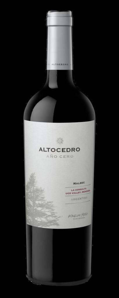 Altocedro AÑO CERO MALBEC Bottle Preview
