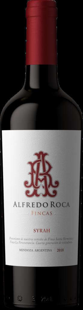 Alfredo Roca Fincas Syrah Bottle