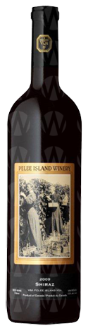 Pelee Island Winery Shiraz Vinedressers