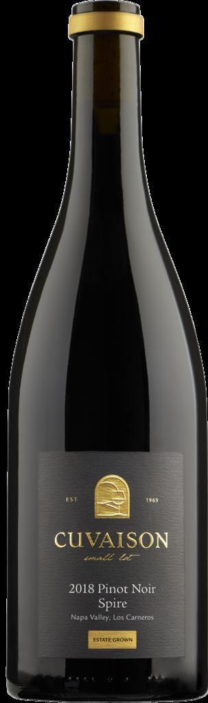 Cuvaison Pinot Noir, Spire Bottle Preview