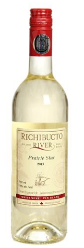 Richibucto River Wine Estate Prairie Star
