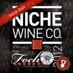 Niche Wine Company Foch Black Sheep