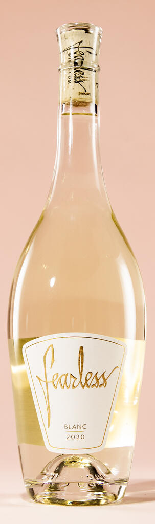 Fearless Wines Fearless Blanc Bottle Preview