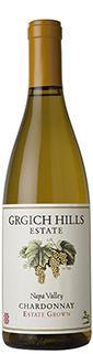 Grgich Hills Estate Chardonnay, Napa Valley Bottle Preview