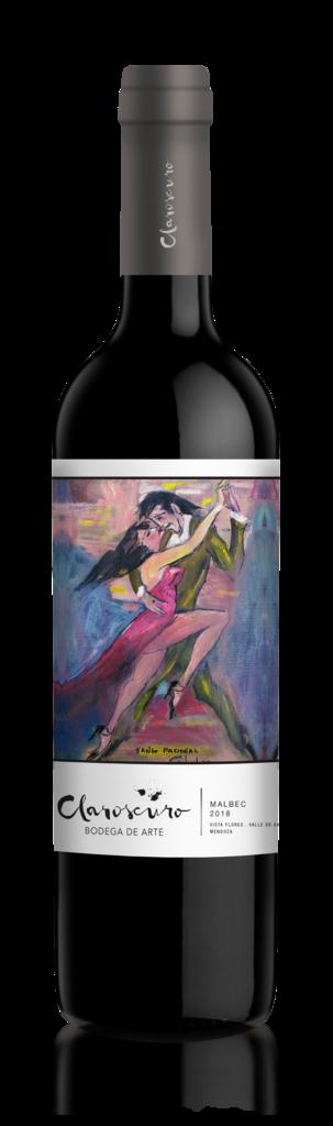 Bodega Claroscuro Claroscuro Malbec Bottle Preview