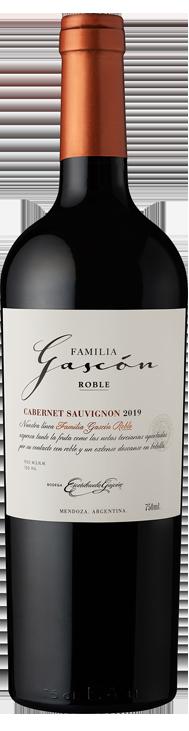 FAMILIA GASCÓN ROBLE - CABERNET SAUVIGNON Bottle