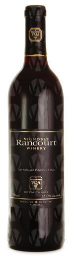 Rancourt Winery Meritage Reserve
