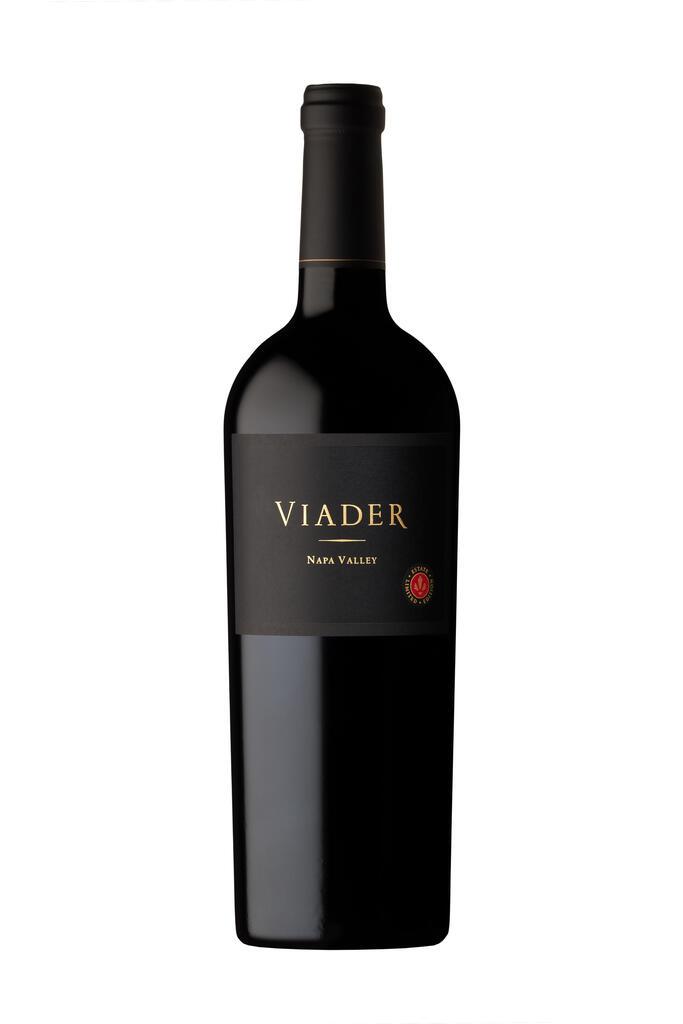 "Viader Vineyards & Winery ""Black Label"" Bottle Preview"