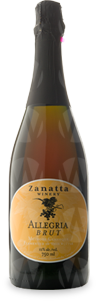 Zanatta Winery & Vineyards Allegria Brut Rosé