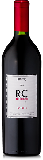RC Reserve Syrah Bottle