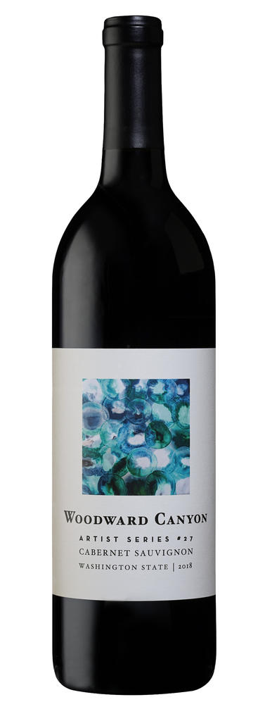 """Woodward Canyon Winery """"Artist Series"""" Cabernet Sauvignon Bottle Preview"""