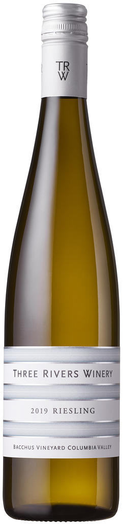 Three Rivers Winery Riesling Bottle Preview