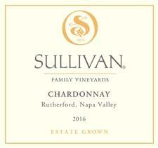 Sullivan Vineyards Estate Chardonnay Bottle Preview