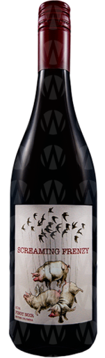 The Hatch Wines Screaming Frenzy Pinot Noir