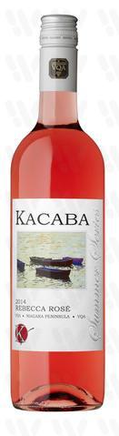 Kacaba Vineyards and Winery Rebecca Rose