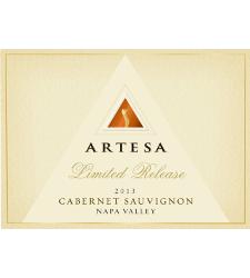 Artesa Winery Cabernet Sauvignon Bottle Preview