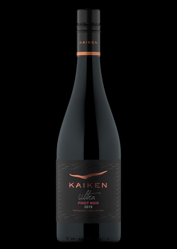 Kaiken Ultra Pinot Noir Bottle