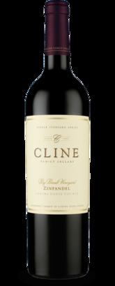 Cline Cellars Big Break Zinfandel Bottle Preview