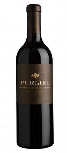 Purlieu Wines Georges III Vineyard Cabernet Sauvignon Bottle Preview