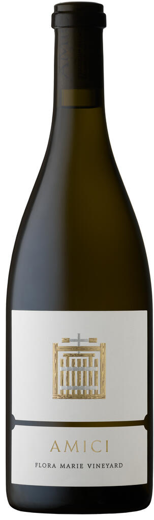 Amici Cellars Amici Flora Marie Vineyard Chardonnay Bottle Preview